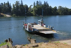 The Canby Ferry (JM1Kendall) Tags: ferry canby oregon river willamette willametteriver