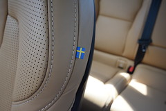 2017 Volvo S90 (mr2pritch) Tags: volvo sweden luxury sedan awd turbo supercharged car fourdoor flagship carporn posh lavish interior wood cedar gothenburg t6 wheels grille led upscale premium cars expensive lake water fall dock outdoors