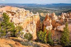 Weathered Hoodoos (Serendigity) Tags: brycecanyonnationalpark usa outdoors hoodoo unitedstates landscape utah nature