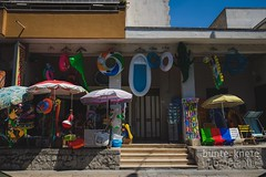 Bella Italia #3 (bunte-knete) Tags: august market salento travel shop colors italien portocesareo apulien