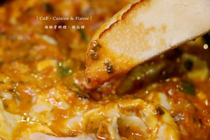 CnF西班牙、早午餐 & 風味料理28