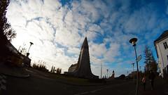 Hallgrimskirkja ( ) Tags: iceland   reykjavik urban city  building hallgrimskirkja  church