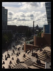 Steps (rebeccadelaney45) Tags: liverpool one shopping area terraced steps