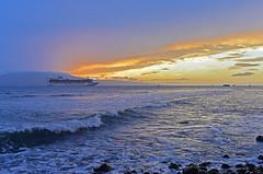 Star Princess at Lahaina, Maui, Hawaii (trphotoguy) Tags: starprincess lahaina maui hawaii hi princesscruises princesscruiseline grandclasscruiseship carnivalplc cruiseship zcdd6 3570mmf28d