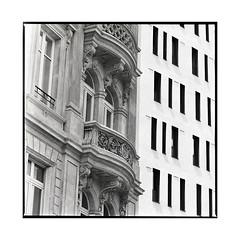 old/new  nancy, lorraine  2016 (lem's) Tags: old new buildings immeubles ancien neuf architecture zenza nancy lorraine bronica s2