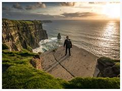 Cliffs of Moher. Ireland (26switar) Tags: scogliere moher irlanda cliffs
