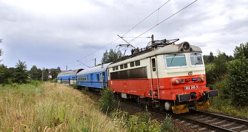 CD 242 245-9, Mírovka