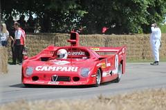 1975 Alfa Romeo Tipo 33TT12 (Crackers250) Tags: goodwood fos festivalofspeed 2016 motorsport hillclimb alfaromeo tipo 33tt12 sportscar gt racing car