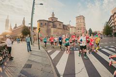 2016-09-25 08.35.48 (Atrapa tu foto) Tags: 8mm espaa europa europe maratondezaragoza saragossa spain xmaratnciudaddezaragoza zaragoza ateltismo atletics carrera corredores deporte fisheye marathon maraton maratn ojodepez runners running sport aragon es