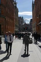 20160421-B (Heinrock) Tags: panasoniclumixdmcgx1 spring stockholm street sunshine sweden drottninggatan city