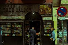 Belle poque (madferit_) Tags: libros librera madrid nikon streetphotography street life lightroom