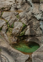 Fount of Life (gabi_halla) Tags: rock outdoor landscape fount life stone stones green greece zeus nature water clean beauty emerald basin trip tour travel autumn