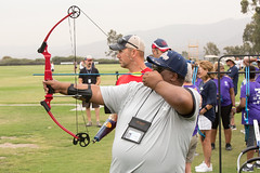 20160919_nvssc_day-2 (33) (U.S. Department of Veterans Affairs) Tags: summer sports clinic adaptive sandiego therapy sport archery chula vista olympic training center