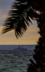 Nave De La Penne (Antonio Ciriello PhotoEos) Tags: mare sea seascape paesaggio marino landscape taranto puglia italia italy mar grande margrande sanvito san vito nave ship delapenne de la penne navedelapenne d560 marinamilitare marina militare italiannavy war guerra