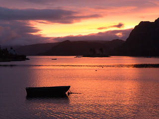 261 2016-366 Dawn at Plockton