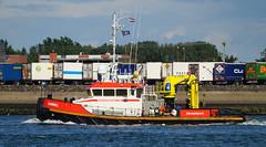 BOMMEL (kees torn) Tags: bommel hermansr tugs shoalbuster3209 damenscheepsbouw nieuwewaterweg offshore
