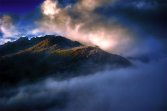 Sunset on the Furka Pass. No, 3265. (Izakigur) Tags: furka switzerland d700 dieschweiz nikond700 myswitzerland feel