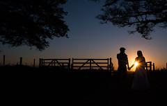 Sunset (HenriqueMBauer) Tags: sunset pordosol casal gaucho nikon fazenda sun sol trash dress trashthedress casamento ensaio noiva noivo ao ar livre cu prdosol