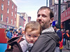 Chinatown father and son