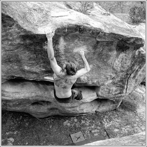 www.boulderingonline.pl Rock climbing and bouldering pictures and news Coup de Vent (direct)