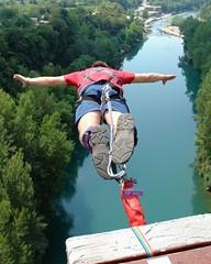 Bungee Jumping in Rishikesh (krishnaholidaysrishikesh) Tags: bungeejumping flyingfox zipline