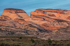 Morning Butte (jeff_a_goldberg) Tags: nationalparkservice capitolreefnationalpark landscape nps nature torrey utah unitedstates us