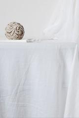 Still Abundance (One Observing) Tags: stilllife white monochrome simplicity minimalism