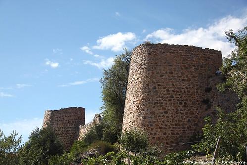 Muralhas de Castelo Rodrigo - Portugal