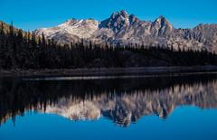 Colchuck Lake (yinlaihuff) Tags: washingtonstate colchuck reflection lakes