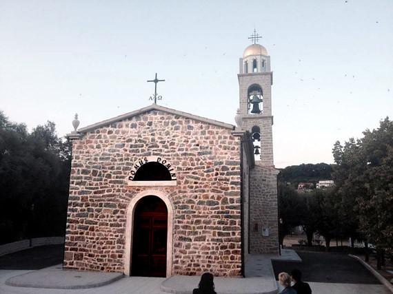 4. Eglise paroissiale Saint-Césaire de Grosseto-Prugna Porticcio