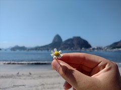 IMG_20160410_104452882 (isalittlelamb) Tags: riodejaneiro corcovado paodeacucar view brazil sky blue beautiful pettyday day
