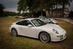 Porsche (xavtad) Tags: porsche white german flat brakes france car prestige fast rapide