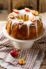Fresh apples cake (Zoryanchik) Tags: pie apple dessert homemade food fresh pastry fruit golden crust slice cake sweet baked red fall autumn brown delicious tart tradition cooked
