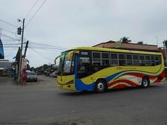 CTC Express 0125 (Monkey D. Luffy ギア2(セカンド)) Tags: isuzu mindanao bus photography philbes philippine philippines enthusiasts society