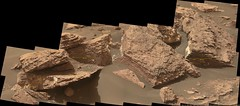 Mars: Sol 1489 Mosaic With Added Scale Bars (PaulH51) Tags: rightmastcamera scalebaradded curiosityrover msl mars planetmars nasa jpl caltech galecrater science exploration discovery geology rocks murraybuttes malinspacesciencesystems msss nasajplcaltechmsss enhanced sharpened mosaic algorimancerpg
