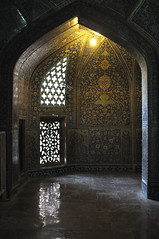 Enter the Lotfollah (mop plaer) Tags: iran perse persia ispahan isfahan esfahan cheikhlotfollah mosque mosque islam religion musulman muslim god dieu