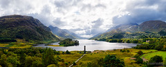 Glenfinnan Monument (Darby Sawchuk) Tags: uk greatbritain travel vacation panorama lake holiday tower heritage monument water landscape scotland highlands unitedkingdom britain highlander scottish panoramic british loch lochshiel glenfinnan jamesgillespiegraham jacobite scottishhighlands bonnieprincecharlie princecharlesedwardstuart glenfinnamonument lochlaber