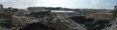 Millbay Earthworks (neuphin) Tags: plymouth quay devon a1 plot millbay earthworks quadrant