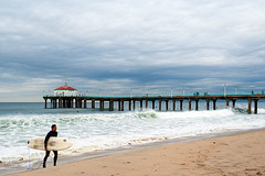 Manhattan Beach (minus6) Tags: california surfing manhattanbeach minus6
