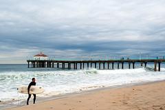 Manhattan Beach (minus6 (tuan)) Tags: california surfing manhattanbeach minus6