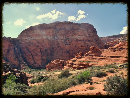 Snow Canyon, southern Utah