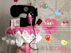 Agulheiro Mquina de Costura (Ateli Lecanto) Tags: cute handmade sewing artesanato machine felt feltro pincushions mquinadecostura agulheiro