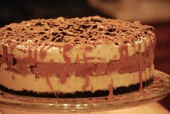 peanut butter oreo ice cream cake (trish.brewer) Tags: campus women triangle indianapolis household