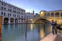 Ponte di Rialto Morning Wander (Shuo Photography) Tags: santa wood old city morning travel bridge cruise blue venice sunset sea vacation sky urban italy favorite house holiday color building art history tourism water glass rain st stone architecture sunrise river island dawn evening boat canal site italian ancient colorful europe european day cityscape place natural mark painted famous transport grand vessel landmark palace tourist romance architectural historic romantic historical gondola venetian lonely nautical venezia rialto attraction gondolier lonliness touristic decorated veneto romantically