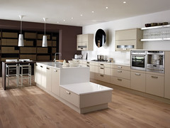 Fresco Beige Kitchen (DiyKitchens) Tags: kitchen idea design beige fresco units