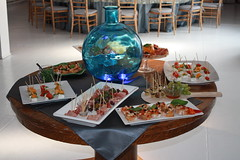Intel Press Event May 2013 (jacques_rosas) Tags: party food shop guests dinner computer studio table corporate design foods italian designer interior meals rental first plate diner class course gourmet livingroom event diningroom intel meal round dining plates studios forks roundtable prop services delicacy catering glamorous designing