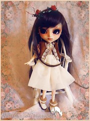 Set on sale - L'atelier d'Amarante (Chanese) Tags: doll dress handmade pullip blythe atelier amarante junplanning handmad
