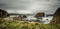 Elephant Rock (Sam Smallwoods) Tags: sea coast nikon d800 seaarch elephantrock ballintoy whiteparkbay