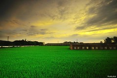 2013/05/23 Scenery in the countryside @ (monbydick) Tags: sunset sky landscape nikon scenery taiwan      d90               monbydick