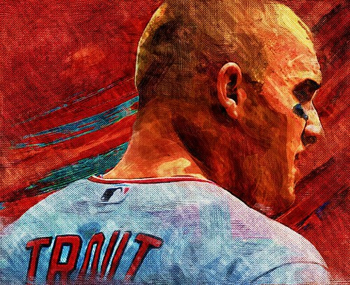 Mike Trout-Angels OF